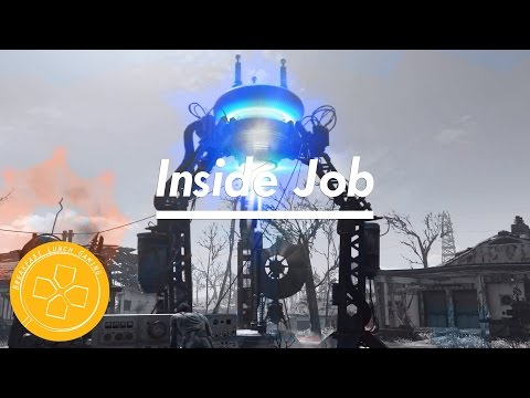 Fallout 4: How to Complete Inside Job and Outside the Wire | Guide