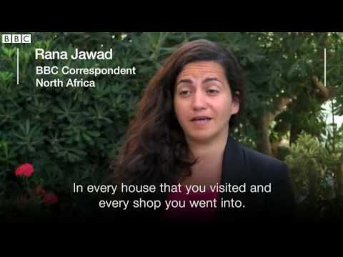 The Arabic revolution song that went viral   BBC News