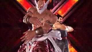 Tekken Tag Tournament 2 (Xbox 360) Arcade as Kazuya/Heihachi