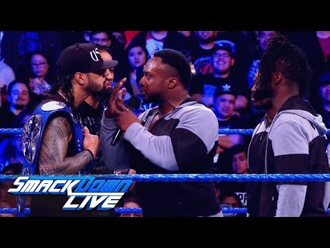 Relive the rivalry between The Usos and The New Day: SmackDown LIVE, March 6, 2018