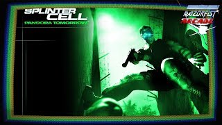 RazörFist Arcade: Splinter Cell PANDORA TOMORROW