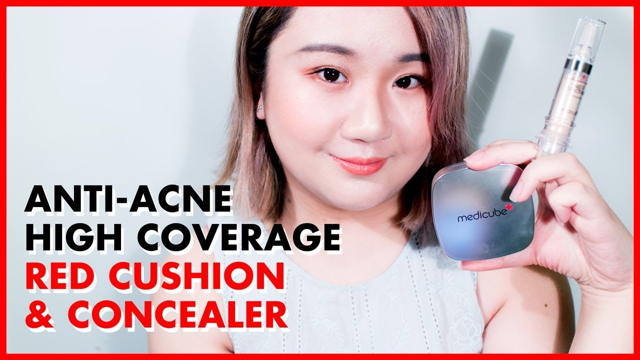 Review Medicube Red Cushion Concealer