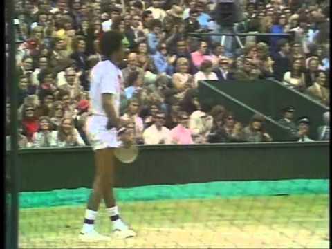 1975 Ashe VS Connors Final Wimbledon DVD - Tennis Express
