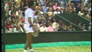 1975 Ashe VS Connors Final Wimbledon DVD - Tennis Express