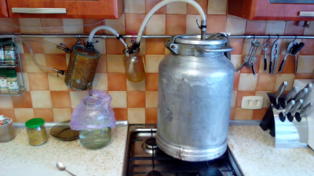 Простейший самогонный апарат как подавать воду в охладитель самогонного аппарата