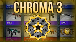 CHROMA CASE 3 UNBOXING (NEW CS:GO CASE) streaming