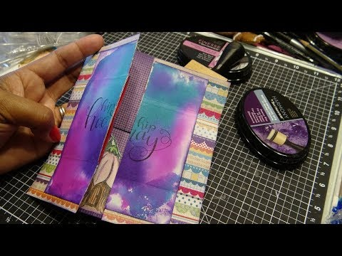 How to Make a Continuous Card, Step by Step! (Infinity Card, Never Ending Card)