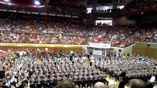OSUMB Skull Session 9/3/2011 vs. Akron. Fanfare for a New Era.