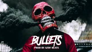 "(FREE) "" Bullets "" - Dope Hard Trap Aggressive Hip Hop Beat Instrumental ( Prod Azof Beats)"