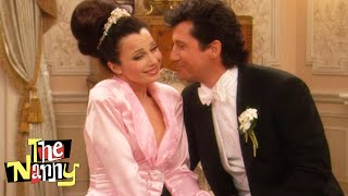 Fran Gets Ready For Her Wedding! | The Nanny