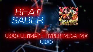 Beat Saber   Taichi   USAO - USAO ULTIMATE HYPER MEGA MIX [Expert] FC #1   95.87% 382.27PP