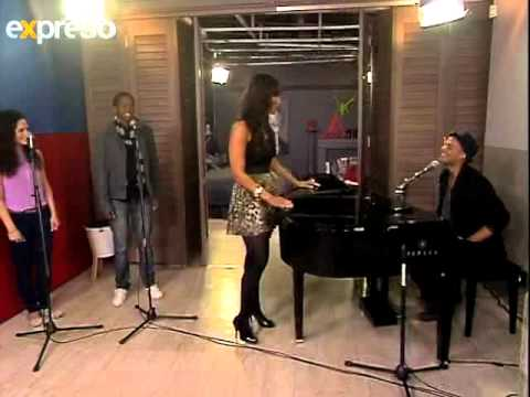 """Jimmy Nevis Performs """"Heart Boxing """" (17.09.2012)"""
