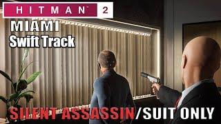 HITMAN 2 - Miami Swift Track Contract SA SO