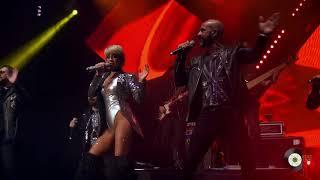 Mercurio & Magneto ft. JNS - Candela ( 90's Pop Tour )   Concierto EXA 2019