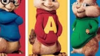 Alvin e os esquilos cantando ' carton on on