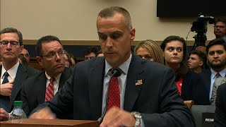 Lewandowski calls Trump probes 'petty' politics