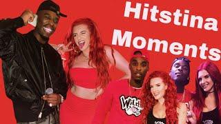 Justina & Hitman Cute, Funny, & Memorable Moments | #Hitstina