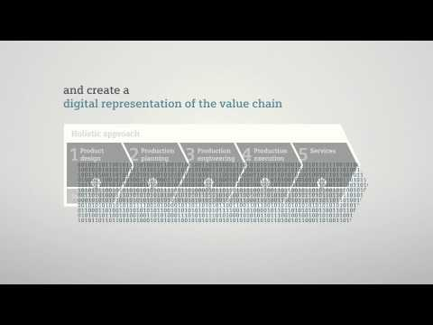 Digital Enterprise Software Suite – The Siemens answer to Industrie 4.0 requirements