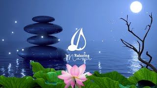Water Sounds with Meditation Music, Sleep Music   Relaxing Music (Relax 365)
