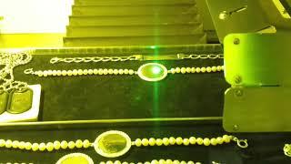 Taumac, grabado laser con reconocimiento óptico