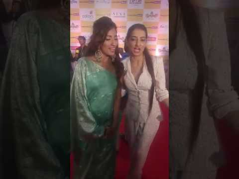 Pooja Singh and Loveleen Sasan talk about their red carpet experience at the Indian Wiki Media Party