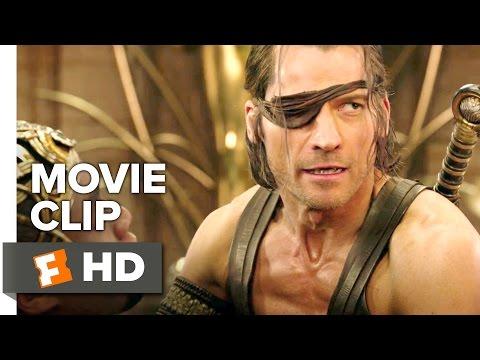 Gods of Egypt Movie CLIP - I Outnumber You (2016) - Gerard Butler Adventure Movie HD