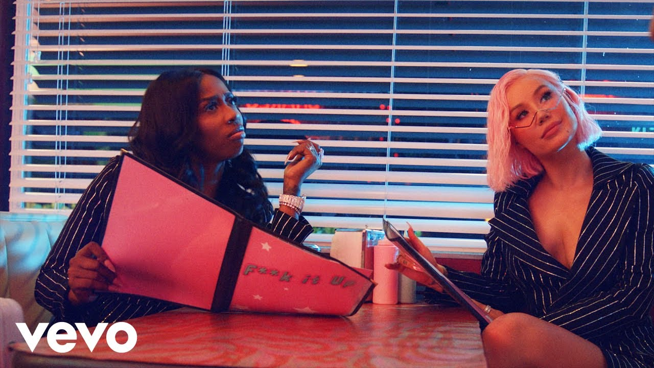 Iggy Azalea & Kash Doll Pay Tribute to 'Romy & Michele's