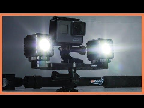 Best Travel Light for Filmmakers Under $100!