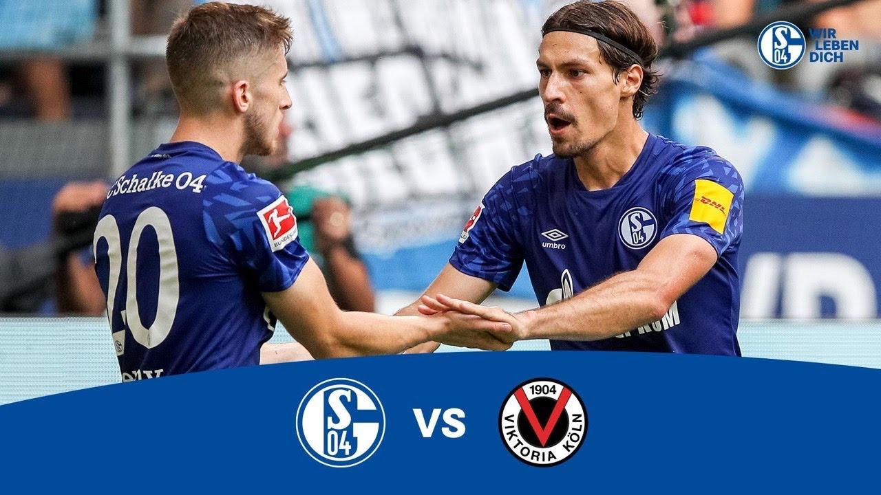 04 >> Schalke 04 Vs Viktoria Koln Livestream Testspiel Fc