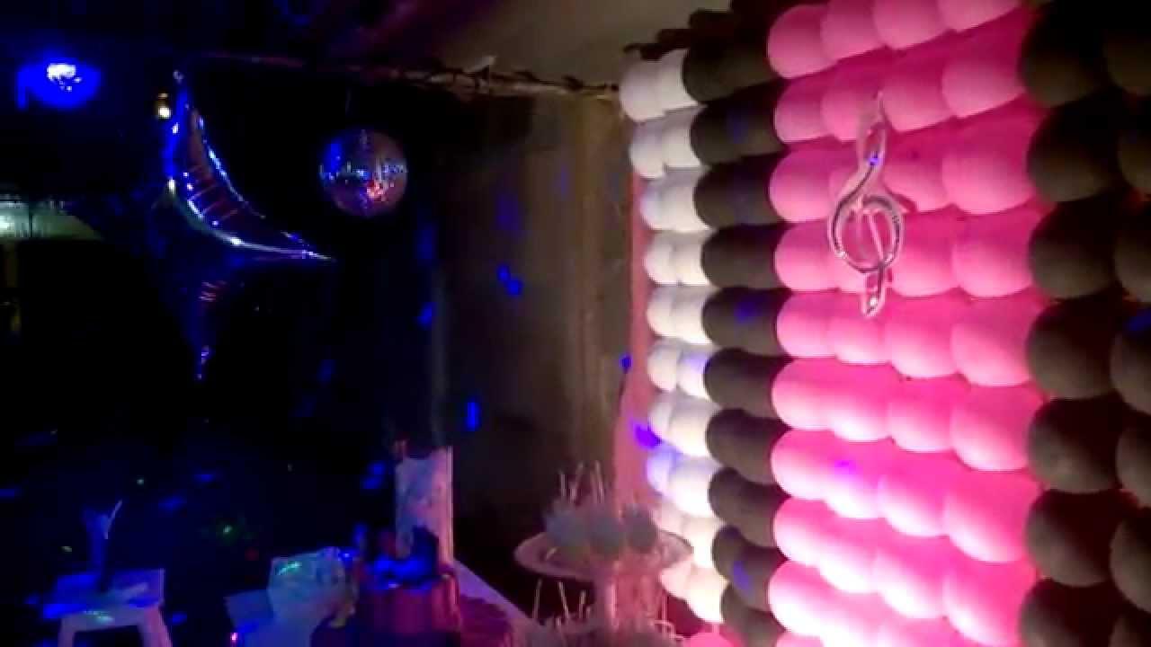 decoracao festa notas musicais:DECORAÇÃO COM NOTAS MUSICAIS HD – YouTube
