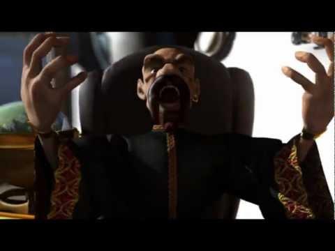 Megilas Lester Original Teaser Trailer - 2011