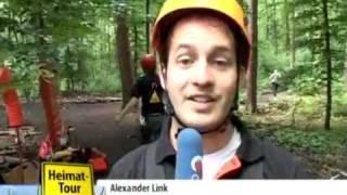 center.tv im Kletterwald Schwindelfrei Brühl