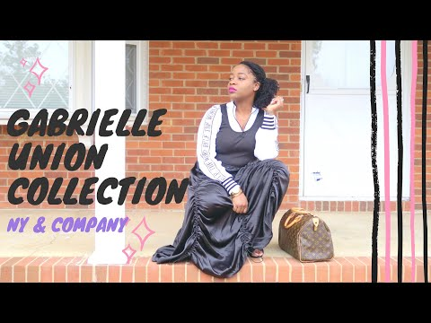 New York & Company Gabrielle Union Collection Haul, Try On/Lookbook | Brandon and Tobi