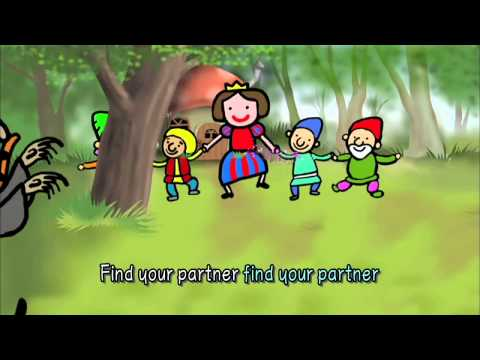 [Kids Songs] Find your partner, Sing-A-Long Song