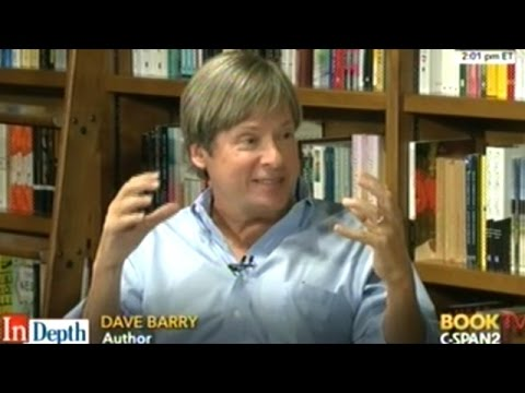 Dave Barry Now This Guy Knows How To Tell A Story