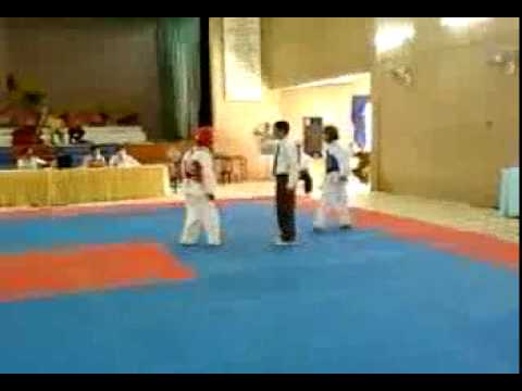 Dinh Cong Tho - TKD Tp.Cao Lanh.mp4
