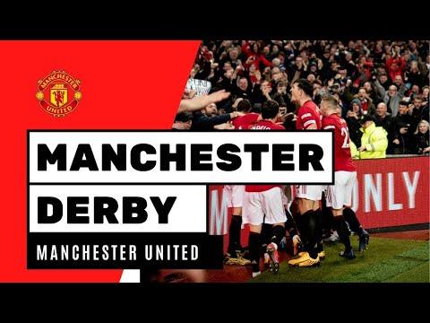 Манчестер Юнайтед 2-0 Манчестер Сити. Последний матч перед карантином. Олд Траффорд