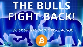 Bitcoin Bulls Fight Back! Where do we go from here?
