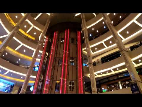 Kemewahan Pacific Place Mall, SCBD,  Jakarta