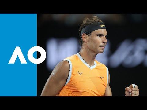 Final game: Rampant Rafa into SF (QF) | Australian Open 2019 Mp3