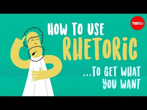 Thumbnail: How to use rhetoric to get what you want - Camille A. Langston