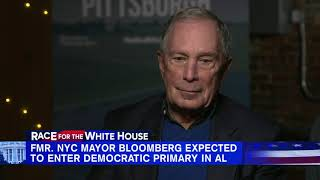 Michael Bloomberg again considers running for president