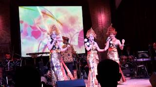 Indonesia Folk Songs Medley by Surya Vocalia Orchestra