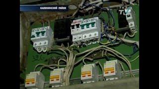 Установка системы «Стражник 002» и пиростикеры.