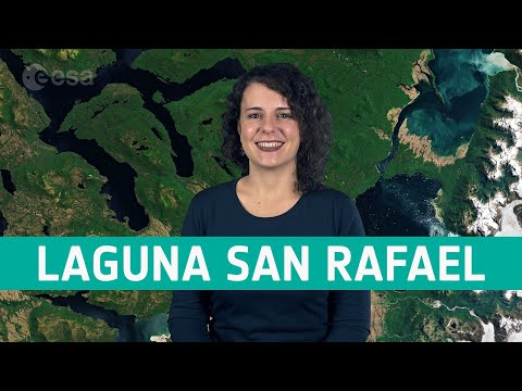 Earth from Space: Laguna San Rafael National Park, Chile