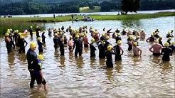 Hagg Lake Swim 2013