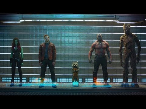 GUARDIANS OF THE GALAXY Sequel Eyed For 2016?