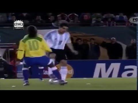 Resultado de imagen para riquelme versus brasil