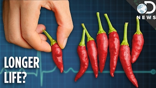 Eating Hot Peppers Will Extend Your Life