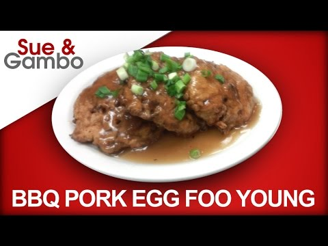 Learn how to make BBQ Pork Egg Foo Young